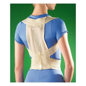 OPPO 2275 Posture Corrector Support ClavicleThoracic Spine Brace Pain