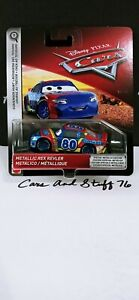 Disney Pixar Cars ~Scavenger Hunt~ METALLIC REX REVLER