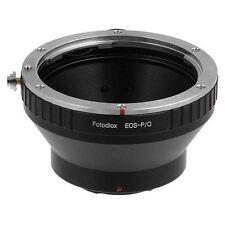 Fotodiox Objektivadapter Canon EOS auf Pentax Q Kamera