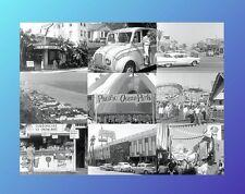 Santa Monica California &  PACIFIC OCEAN PARK 1959 Video * DVD *