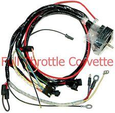 1968 Corvette Engine Wiring Harness NEW