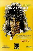 Rod Stewart .. Collection Part Two. Import Cassette Tape