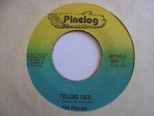 "New ListingThe Pollins Confusion Pinelog Jamaica Deep Soul + Reggae 7"" Hear"