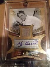 2004 Sp Legendary Cuts GG Yogi Berra Auto Jersey /25 Yankees Rare Hof