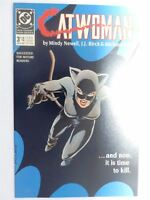 Catwoman #3 - DC - Comic # 1A82