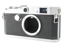 【NEAR MINT】Canon L1 Rangefinder Film Camera Body Leica Screw Mount from JP 1110