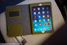 Kengsington Comercio Soft Folio Case & Stand for ipad Air Color Olive