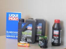 Sistema de mantenimiento DERBI VARIANT SPORT 125 Filtro aceite bujía Inspección