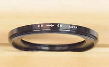 Step-down Ring 58-46mm