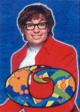 Austin Powers The Spy Who Shagged Mojo Card M4