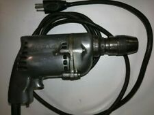 Vintage Electric Drill Mall Tool Company of Chicago, 1/4 Model 145T