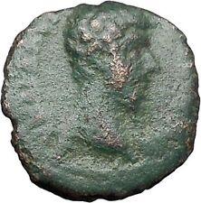 LUCIUS VERUS Augusta Traiana Thrace SERPENT Ancient Roman Coin Tripod  i47826