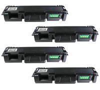 593-BBBU 4X BLACK /& COLOR Toners for DELL Color Laser C2660dn 488NH C2665dnf