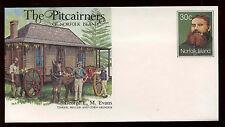 Norfolk Island George F.M. Evans Pre-stamped Cover Unused #C14038