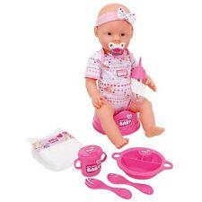 Simba New Born Baby Puppe Inklusive Zubehör 43 cm Babypuppen Baby Puppen