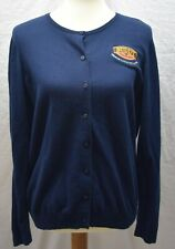 XL Buddy Squirrel Port Authority Women Sweater Stretch Button-Front Cardigan