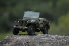ROC HOBBY 1/6 Scale WILLYS JEEP MILITAIRE/RTR