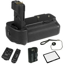 Vello Accessory Kit for Canon 50D