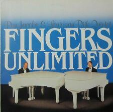 PIM JACOBS & LOUIS VAN DIJK QUINTET - FINGERS UNLIMITED - LP