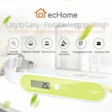 iNNOWARE Digital Luggage Scale 50kg Portable Hanging Weighing Travel Suitcase