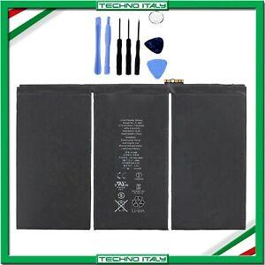 BATTERIA APPLE IPAD 3 Gen a1416 incl strumento-Set 11500mah