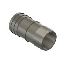 ABS Schlauchverbinder/ Schlauchtülle / Verbinder  für Poolschlauch 38 x 36 mm