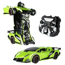 SainSmart Jr. RC Boys Transformer Robot Car