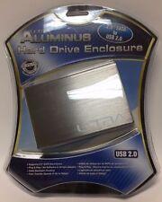 Ultra - ult40243 - aluminus carcasa para HDD – 6.3cm SATA a USB 2.0 , Brushe