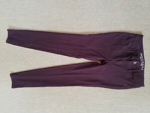 Womens AMERICAN EAGLE purple Jegging stretch pants Sz, 2