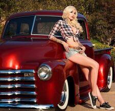 Pickup Chevy Built 1950s 1 Truck Race Sport Wagon Chevrolet Vintage Car Model 24