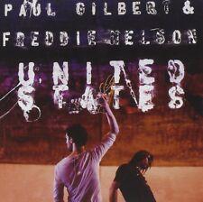 PAUL & NELSON,FREDDIE GILBERT - UNITED STATES  CD NEU