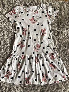 H&M Bunny Dress 6-8