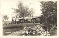 Walnut CA Silver Peak Guest Ranch c1915 Real Photo Postcard