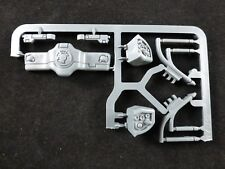Warhammer 40k Escudo Imperio Tau Drone Games Workshop Citadel bits Bitz