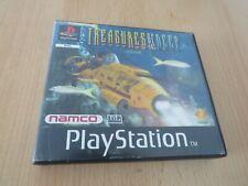 PlayStation 1 ps1 treasures of the deep rental version