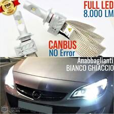 Kit Lampade Luci FULL LED OPEL ASTRA J,H, K gtc H7 6500K CANBUS fari xenon tunin