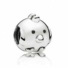 PANDORA Charming Chick Chook Chicken Charm 791743 Genuine Authentic Silver S925