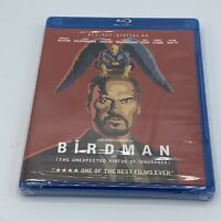 Birdman [Blu-ray] With Digital Copy - Brand New & Sealed