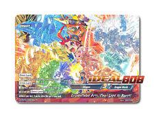 Buddyfight x 4 Unparalleled Arts, Omni Lord ∞ Burst! [D-BT01/0027EN R] English M