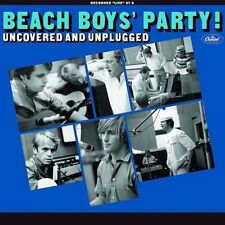 The Beach Boys 33RPM Speed Pop LP Records (1960s)