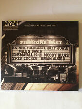 Neil Young and Crazy Horse at the Fillmore 1970 cd