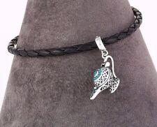 Aladdin's Lamp Charm, Silver Jewellery, Disney Charm for Bracelet, Necklace
