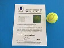 Venus Williams Wimbledon Penn Ball Signed Auto Beckett BAS LOA COA