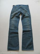 Wrangler DAYTON Bootcut Jeans Hose W 31 /L 36, NEU ! Vintage Denim, extra Lang !