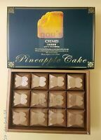 CHIMEI Fruit Cakes (Pineapple, Mango, Longan), 奇美鳳梨酥, 芒果酥, 桂圓酥, Sent by DHL