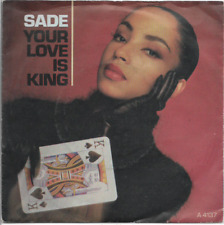"SADE - Your Love Is King - 7"" Single - Epic - CBS - A-4137 - 1984 - UK"
