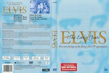 DVD ELVIS THE EARLY YEARS