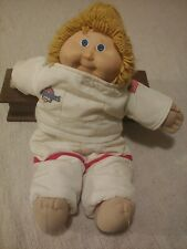 Vtg 1980s Cabbage Patch Kids Young Astronaut Poster in Sleeve STILL NEW