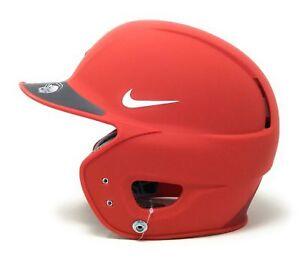 Nike Breakout 2.0 Baseball Helmet Red Crimson Stealth Brand New One Size