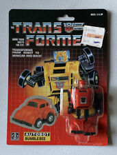 1984 G1 Transformers  ⚙️Autobot BUMBLEBEE⚙️  Red  ~Brand New~